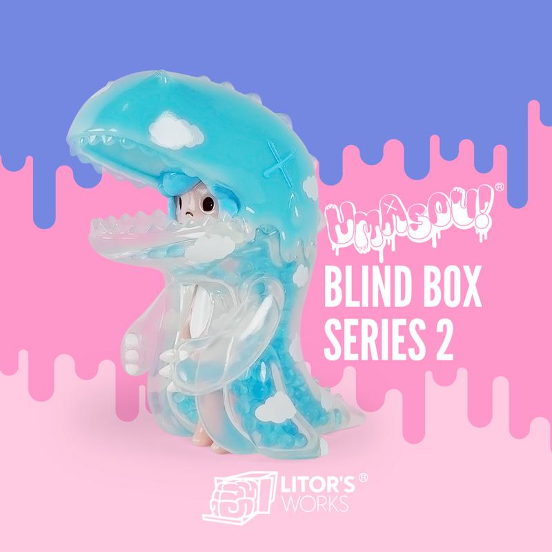 Umasou Mini Series 2 Blind Box by Litor's Works
