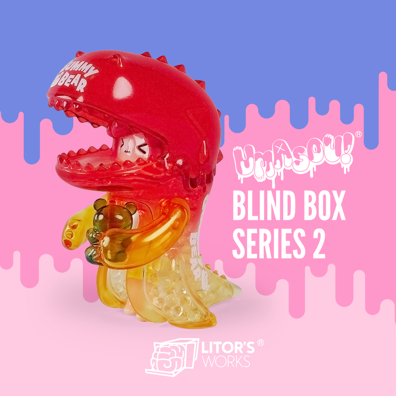 Umasou Mini Series 2 Blind Box by Litor's Works PRE-ORDER SHIP LATE SEP 2020