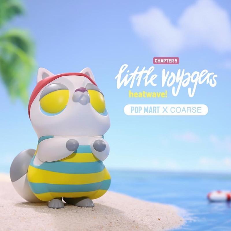 Little Voyagers Heatwave Mini Series Blind Box by Coarse
