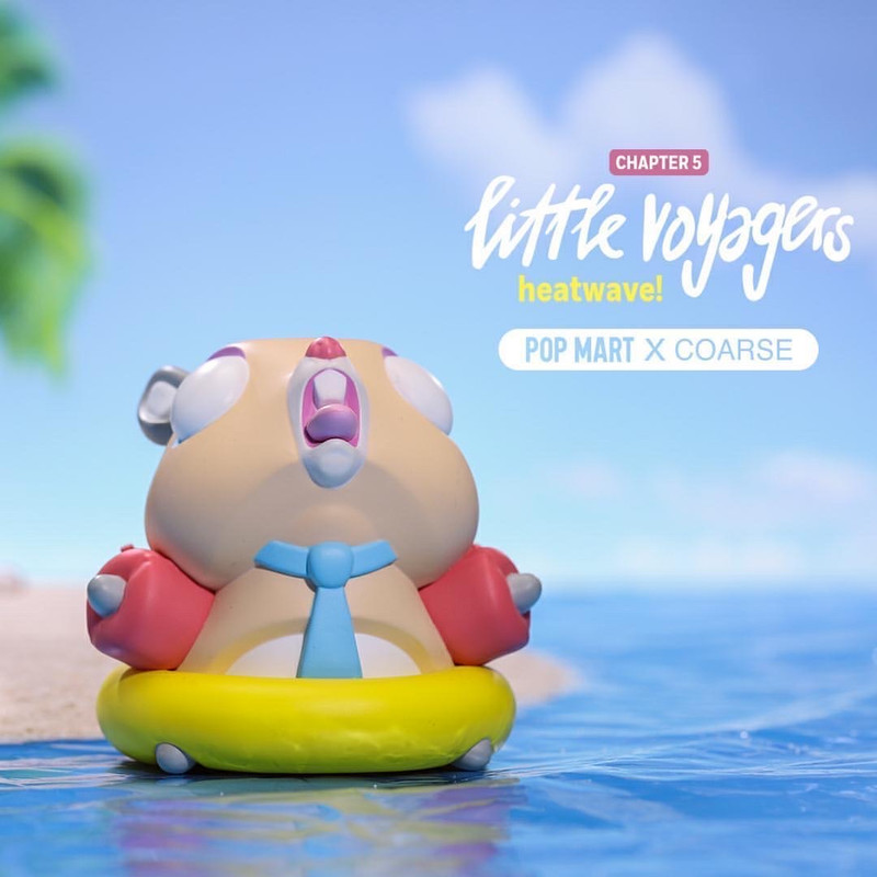 Little Voyagers Heatwave Mini Series Blind Box by Coarse
