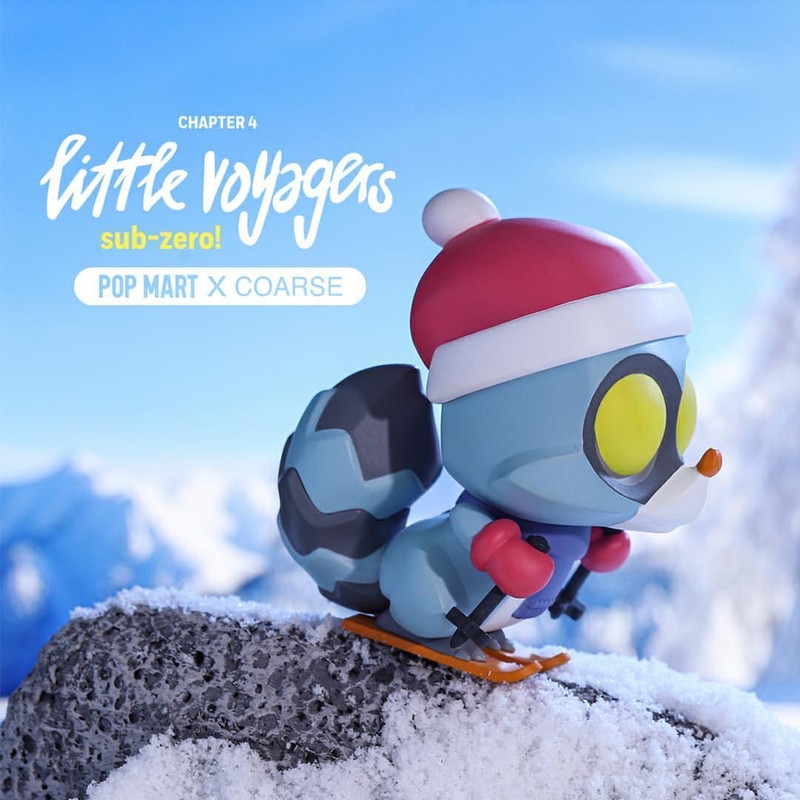 Little Voyagers Sub-Zero Mini Series Blind Box by Coarse