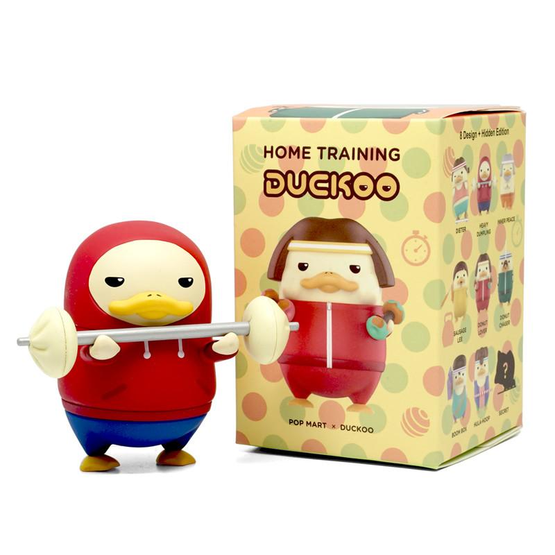 Duckoo Home Training Mini Series Blind Box