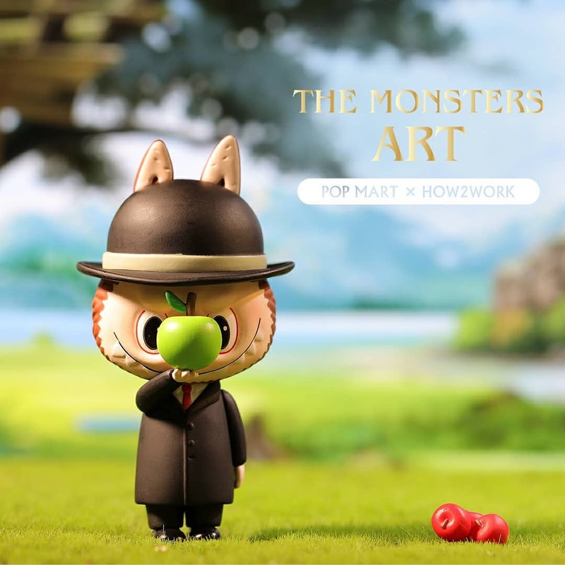 The Monsters Art Labubu Mini Series Blind Box by Kasing Lung PRE-ORDER SHIPS AUG 2020