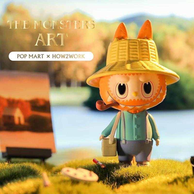 The Monsters Art Labubu Mini Series Blind Box by Kasing Lung