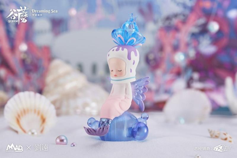 Gumon Dreaming Sea Blind Box by Yuan Liu
