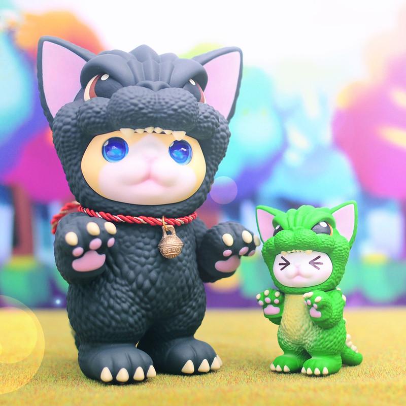 Ohonneko Fantastic Beasts The Big Dinosaur by k2toy PRE-ORDER SHIPS OCT 2020