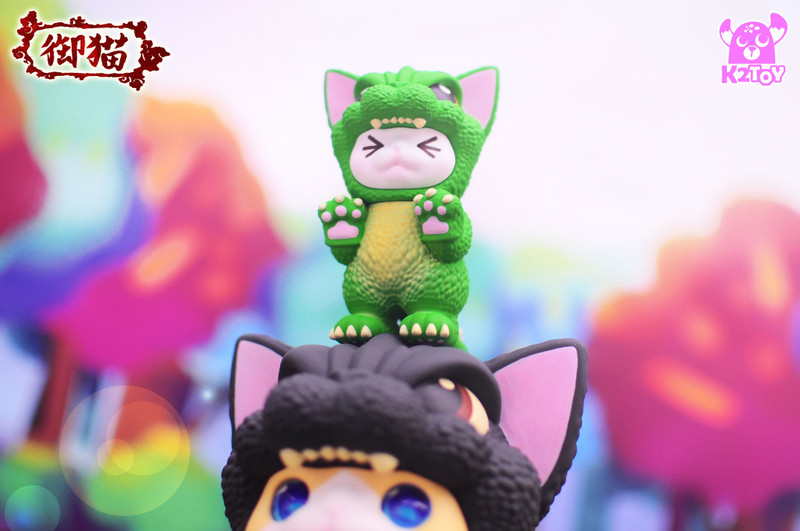 Ohonneko Fantastic Beasts The Big Dinosaur by k2toy PRE-ORDER SHIPS OCT 2020