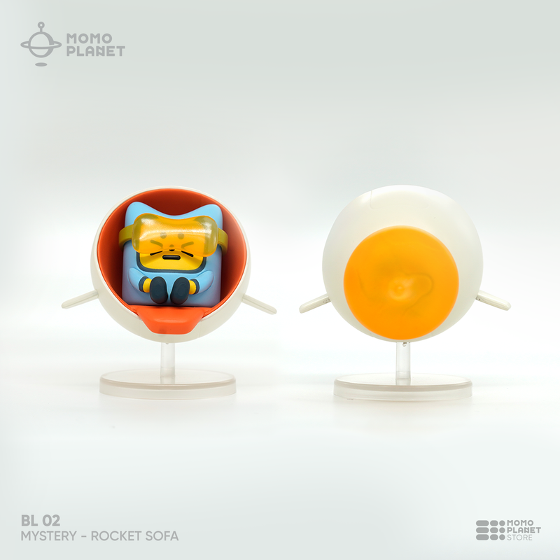 Momo Planet Mystery Mini Series Blind Box PRE-ORDER SHIPS OCT 2020