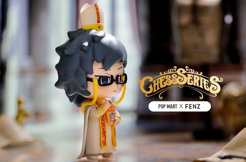 Nezhas Chess Series Blind Box by Fenz