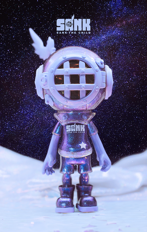 Little Sank Galaxy by Sank Toys PRE-ORDER SHIPS AUG 2020