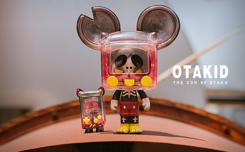 OTAKID Darkness by Sank Toys PRE-ORDER SHIPS AUG 2020