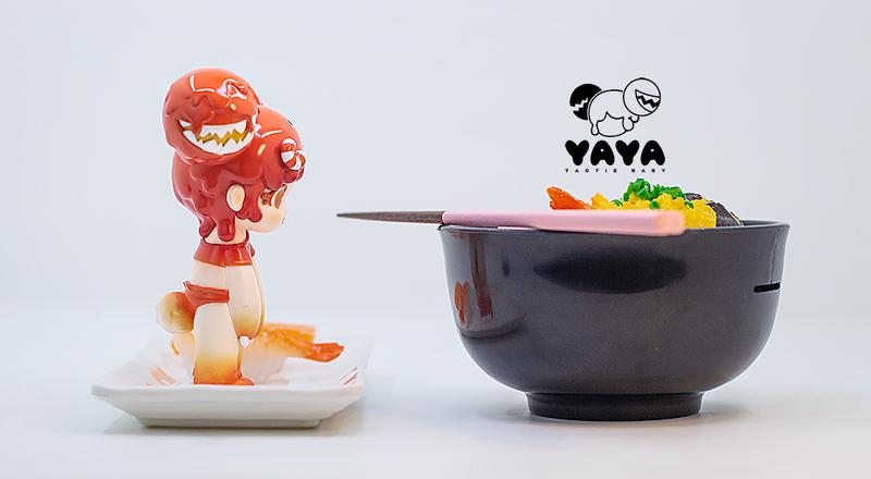 Yaya Japanese Noodle by Moe Double Studio PRE-ORDER SHIPS AUG 2020