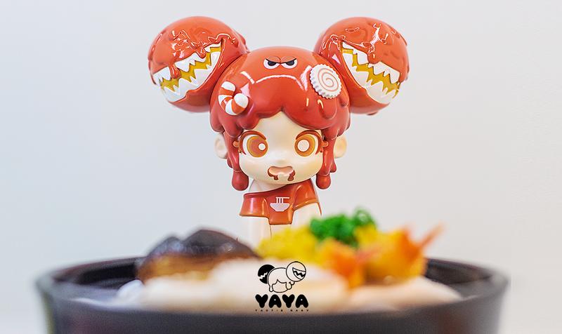 Yaya Japanese Noodle by Moe Double Studio