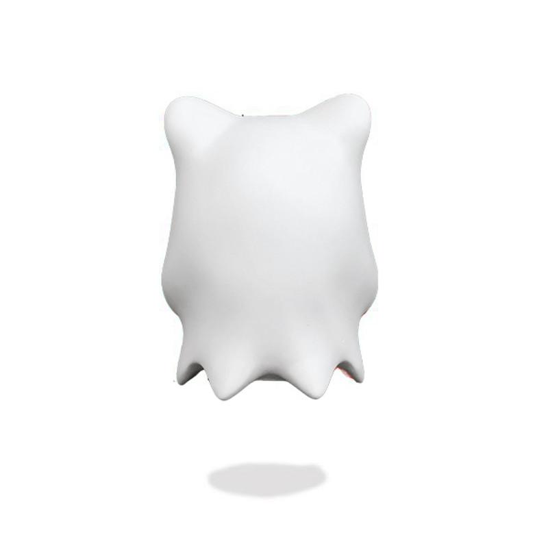 Ghostbear Matte White by Luke Chueh