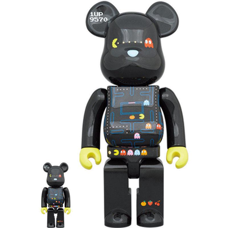 Be@rbrick 400% and 100% Pac-Man PRE-ORDER SHIPS FEB 2021