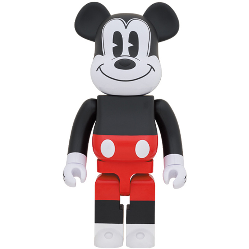 Be@rbrick 1000% Mickey Mouse R&W 2020 PRE-ORDER SHIPS FEB 2021