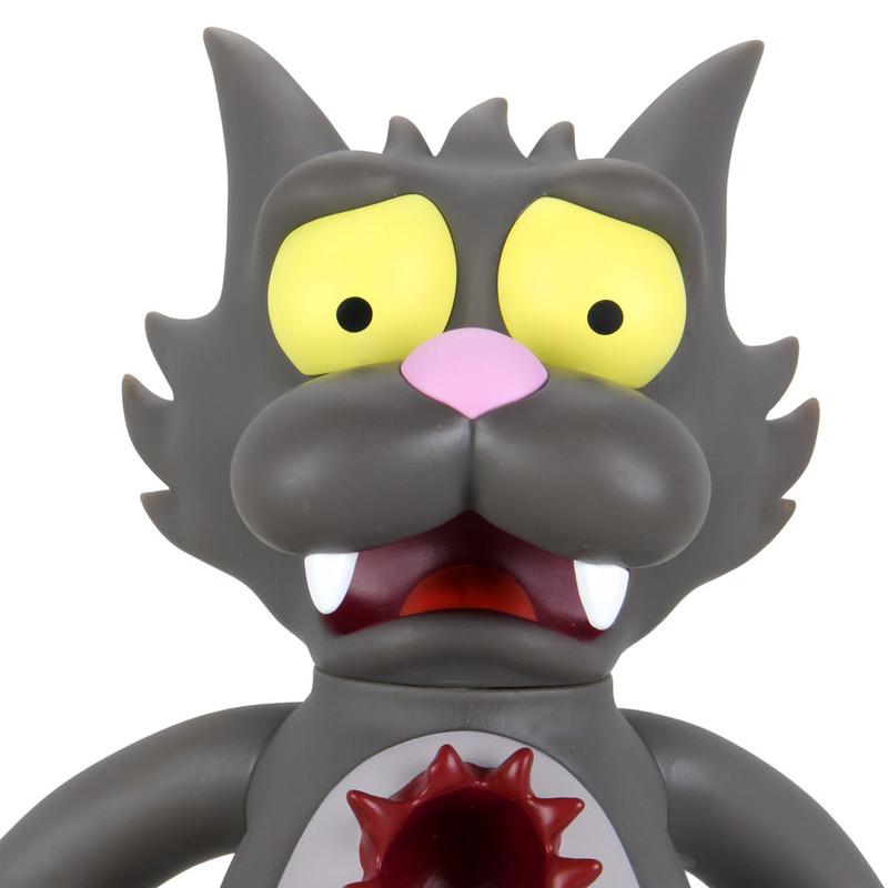 The Simpsons Itchy & Scratchy Medium Figure Original