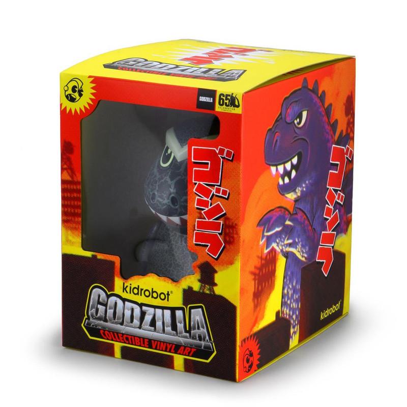 Godzilla 1954 8-inch GID Crackle