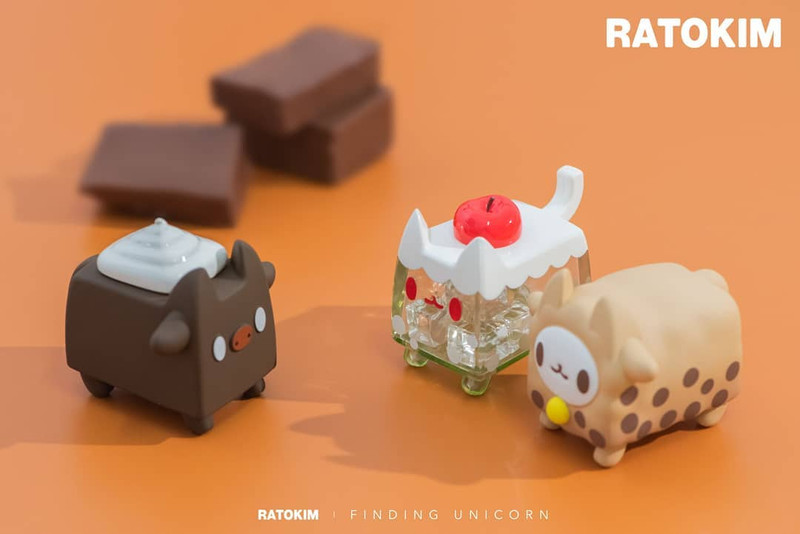 Boxcat Blind Box by Rato Kim PRE-ORDER SHIPS LATE SEP 2020