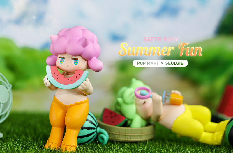 Satyr Rory Summer Fun Mini Series by Seulgie Blind Box PRE-ORDER SHIPS SEP 2020