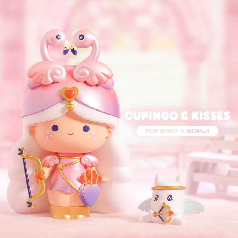 Cupingo & Kisses by Momiji