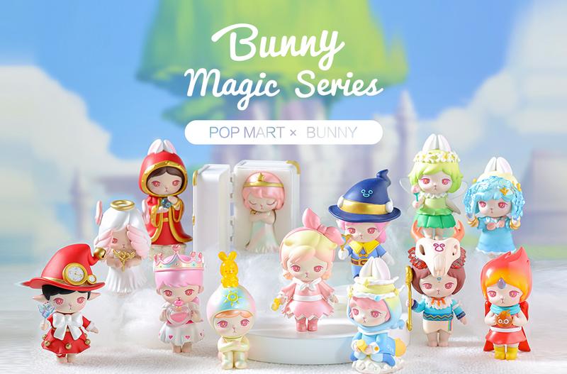 Bunny Magic Mini Series Blind Box