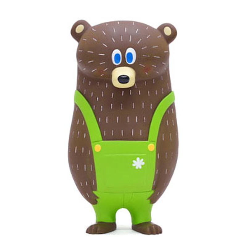 BG Bear Green Pants by Kohei Ogawa