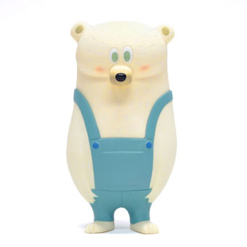BG Bear Light Blue Pants by Kohei Ogawa