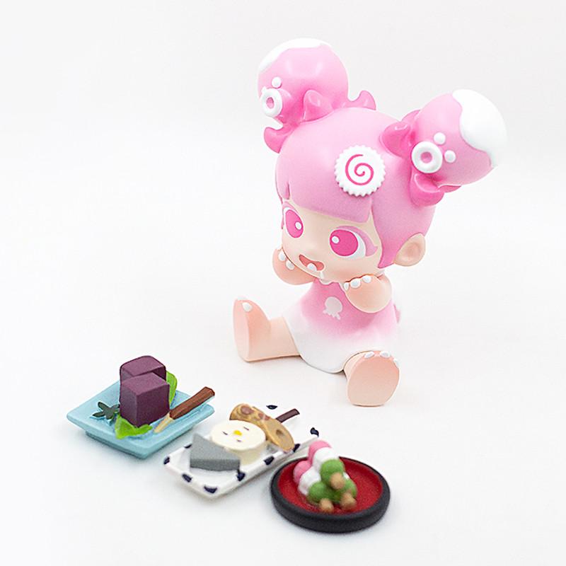 Yaya Octopus Pink by Moe Double Studio PRE-ORDER SHIPS SEP 2020