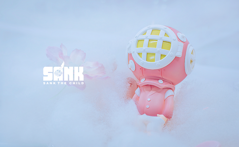 On the Way Series Backpack Boy Encounter by Sank Toys