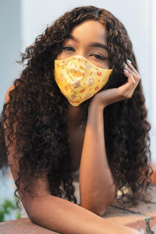 Tayto Potato Face Mask