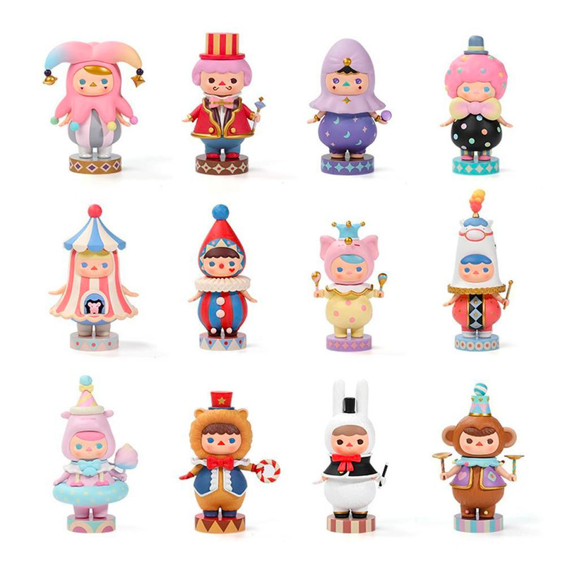 Pucky Circus Babies Mini Series Open Blind Box
