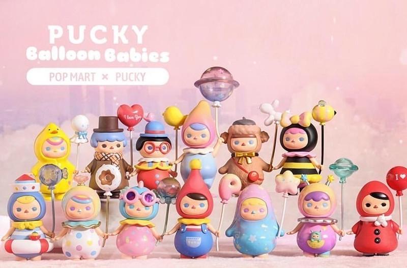Pucky Balloon Babies Mini Series Blind Box