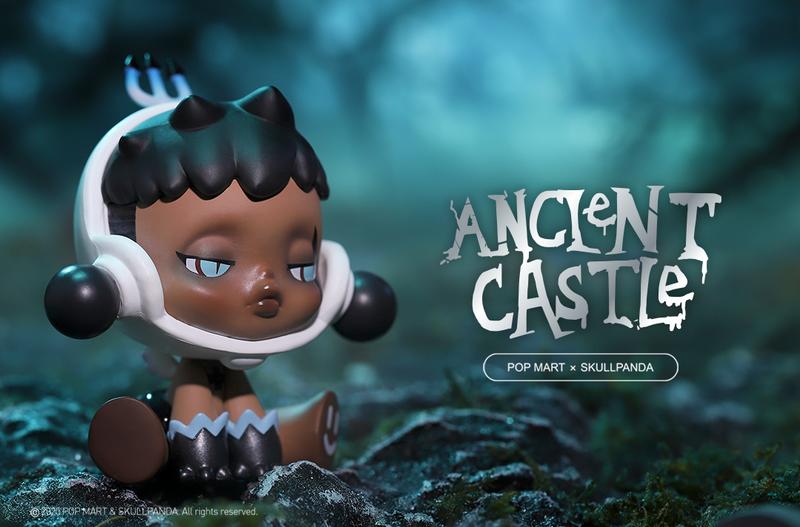 Ancient Castle Mini Series by Skullpanda Blind Box