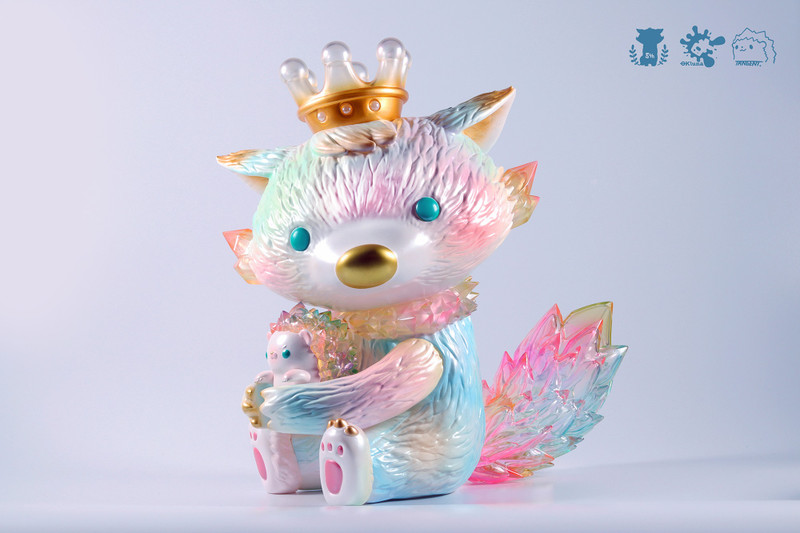 Crystal King Jobi by OKLuna X Tangent PRE-ORDER SHIPS SEP 2020