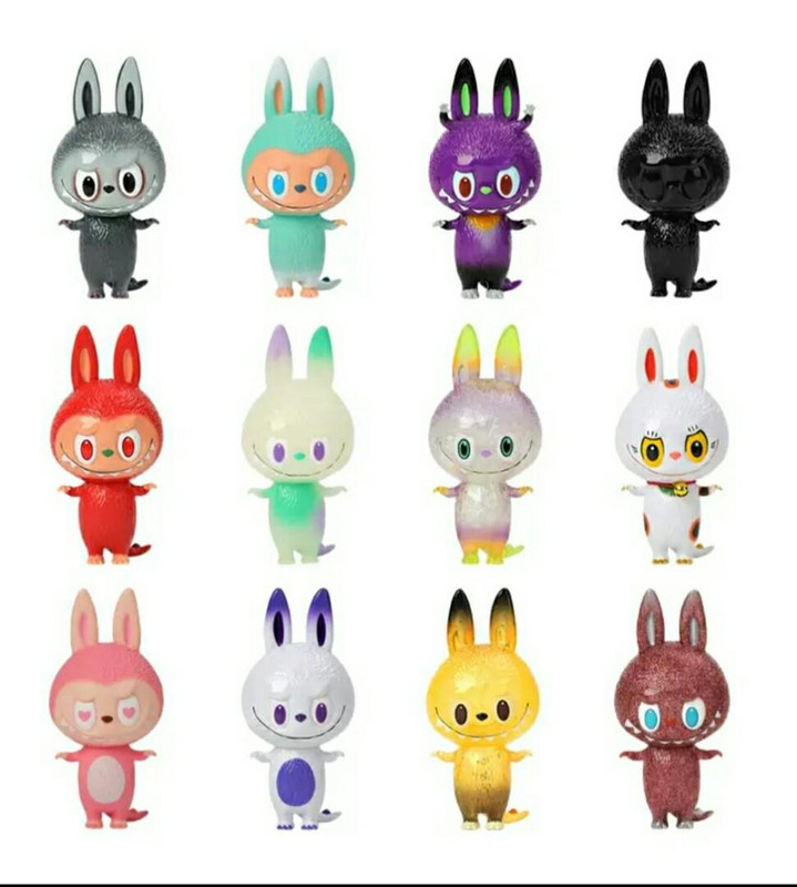 The Little Monsters Mini Series 3 Blind Box by Kasing Lung