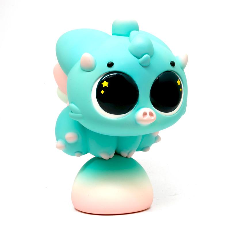 Hophop Piggy by PuffyPuffPuff