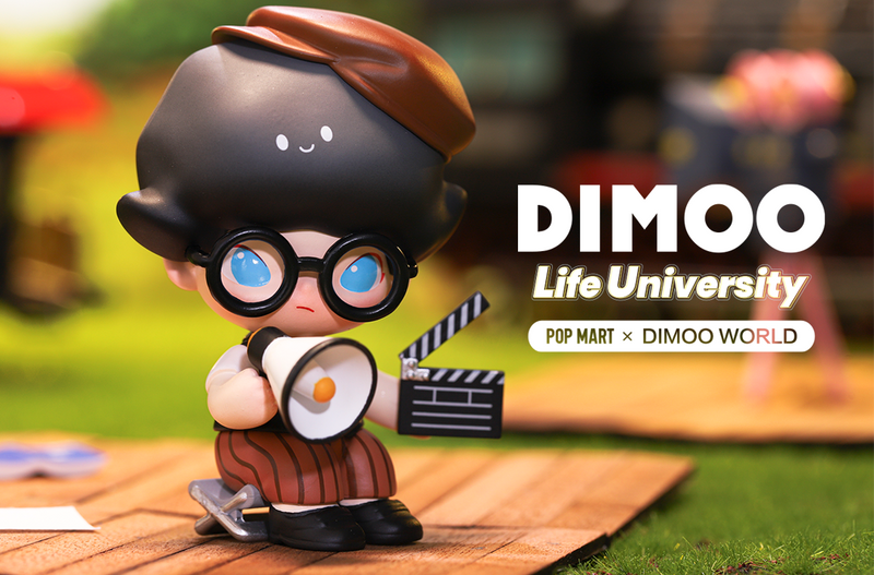 Dimoo Life University Mini Series by Ayan Blind Box