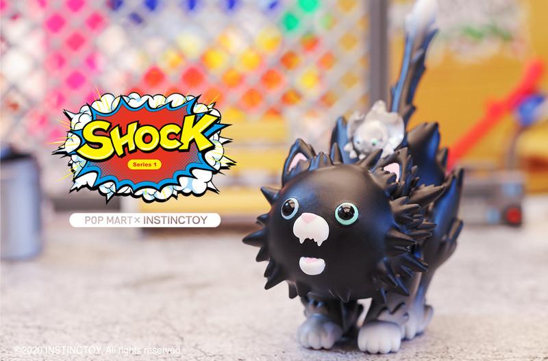 SHOCK Series 1 by Instinctoy Blind Box PRE-ORDER SHIPS OCT 2020