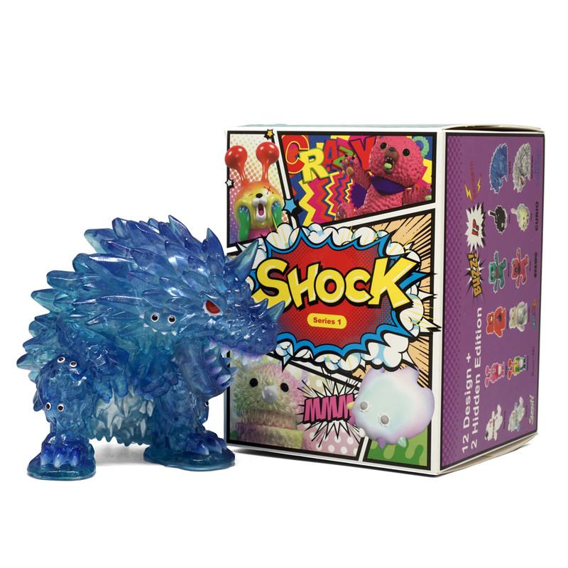 SHOCK Series 1 by Instinctoy Blind Box