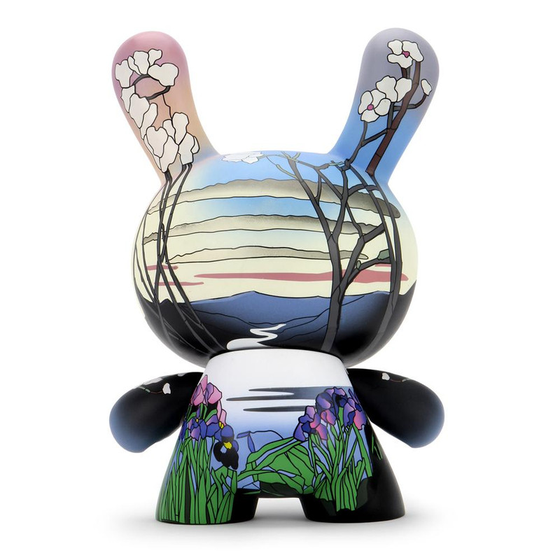 "The MET 8"" Masterpiece Dunny Louis C. Tiffany Magnolias and Irises PRE-ORDER SHIPS APR 2021"