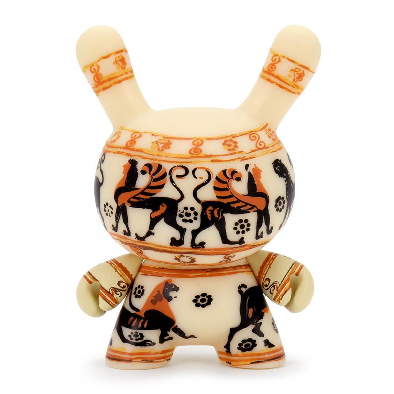 "The MET 3"" Showpiece Dunny Greek Cosmetic Vase PRE-ORDER SHIPS APR 2021"