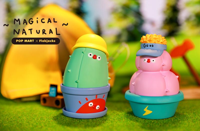 Magical Nature Mini Series by Flabjacks Blind Box