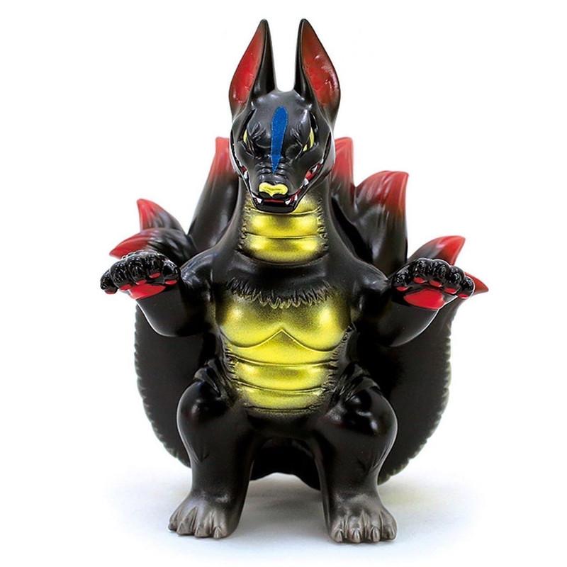 Kyubiros Black Fox by Konatsu