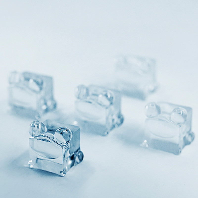 Cube Series Icy Frog by Sank Toys PRE-ORDER SHIPS OCT 2020