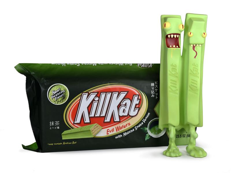 King Size Kill Kat Matcha Snake Venom