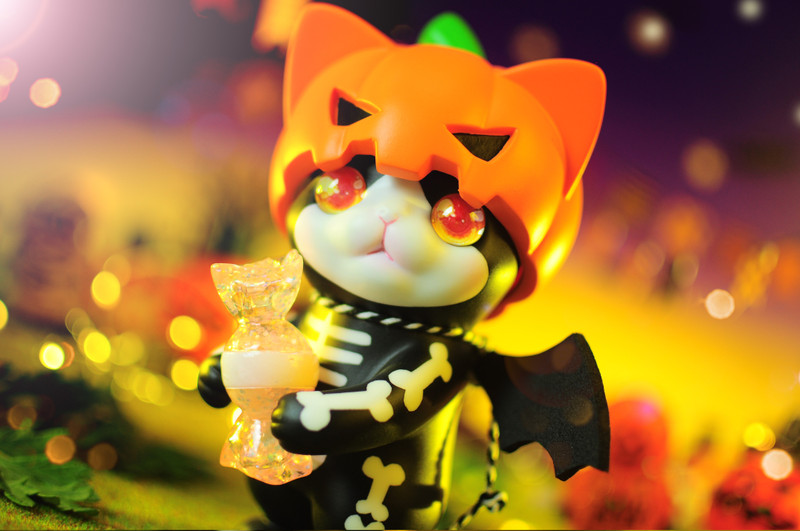 Ohonneko Mr. Pumpkin by k2toy PRE-ORDER SHIPS LATE DEC 2020