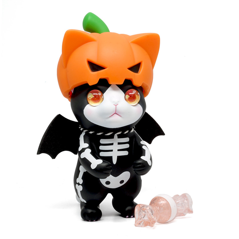 Ohonneko Mr. Pumpkin by k2toy PRE-ORDER SHIPS LATE JAN 2021