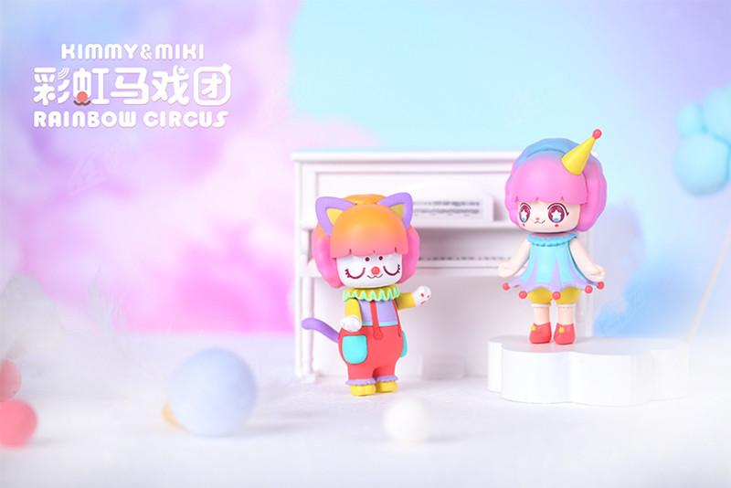 Kimmy & Miki Rainbow Circus Blind Box