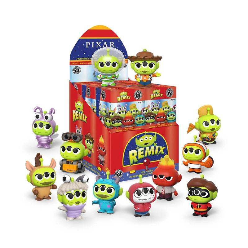 Pixar Alien Remix Mystery Mini Series Blind Box